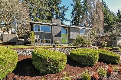 Bellevue Single Family Home For Sale: 28 157 Ave SE