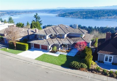 Bellevue Single Family Home For Sale: 4606 177th Ave SE