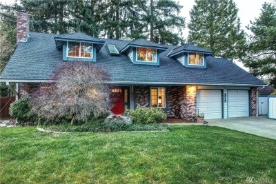 Bellevue Single Family Home For Sale: 4640 159th Ave SE