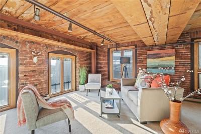 Seattle WA Condo/Townhouse For Sale: $525,000