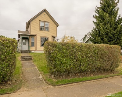 Bellingham Single Family Home For Sale: 1515 Iron St