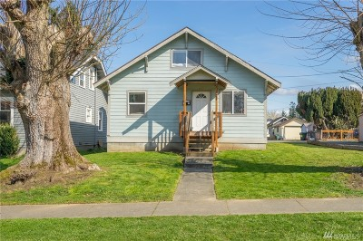 Bellingham Single Family Home For Sale: 1510 Iron St