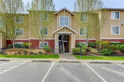 Sammamish Condo/Townhouse For Sale: 710 240th Wy SE #G102