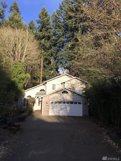 Lacey Single Family Home For Sale: 4502 Ruddell Rd SE