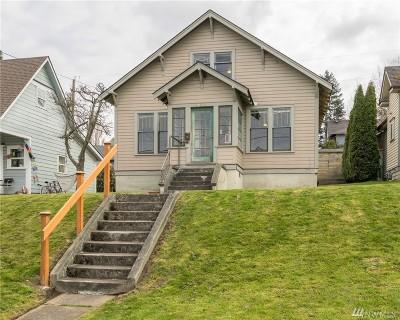 Bellingham Single Family Home For Sale: 1524 Grant St