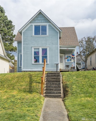 Single Family Home For Sale: 1528 Grant St