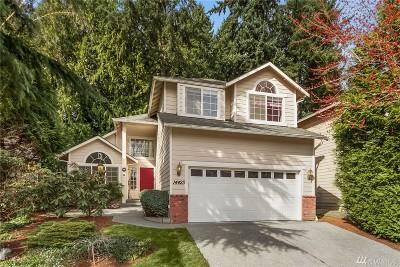 Kirkland Single Family Home For Sale: 14423 108th Place NE