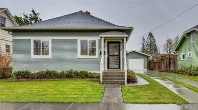 Bellingham Single Family Home For Sale: 2410 I St