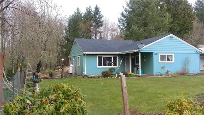 Shelton Single Family Home For Sale: 620 Maple St