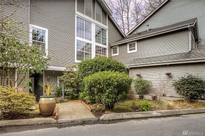 Kenmore Condo/Townhouse For Sale: 15911 67th Lane NE #6