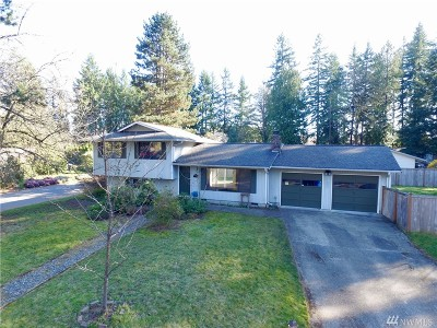 Lacey Single Family Home For Sale: 4809 33rd Ct SE
