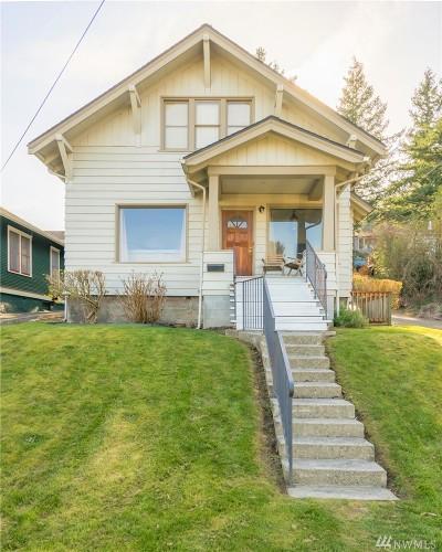 Bellingham Single Family Home For Sale: 912 E Laurel St