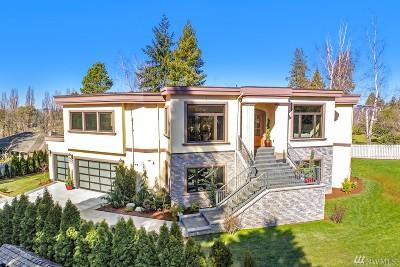 Yarrow Point Single Family Home For Sale: 9150 NE 32nd St