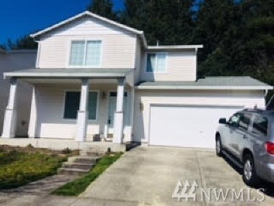 Thurston County Single Family Home For Sale: 8611 Sweetbrier Lp SE