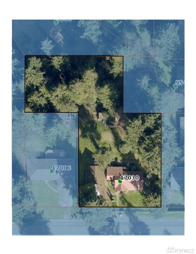 King County Residential Lots & Land For Sale: 17030 NE 95th St