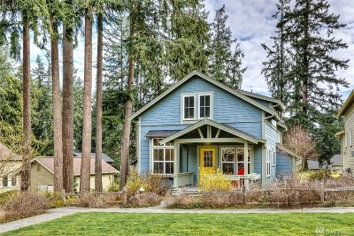 Single Family Home For Sale: 1021 High View St