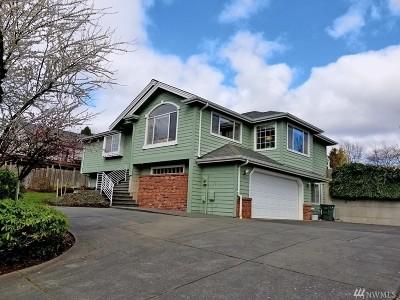 Bellingham Single Family Home For Sale: 3809 Alabama