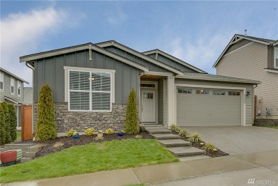 Snohomish Single Family Home For Sale: 2108 7th Place