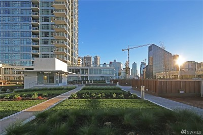 Seattle Condo/Townhouse For Sale: 588 Bell St #411S