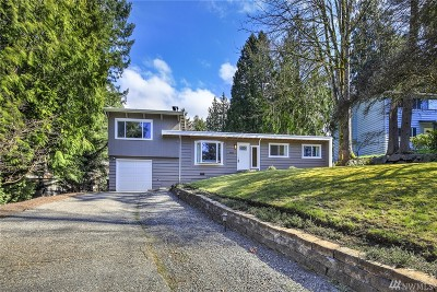 Edmonds Single Family Home For Sale: 14621 57th Place W
