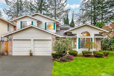 Everett Single Family Home For Sale: 12719 37th Ave SE