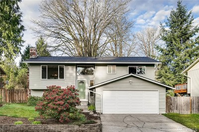 Everett Single Family Home For Sale: 14124 59th Ave SE