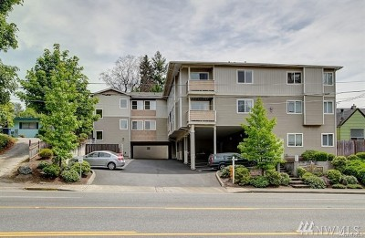 Seattle Condo/Townhouse For Sale: 11424 1st Ave S #302
