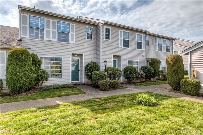 Kent WA Condo/Townhouse For Sale: $275,000