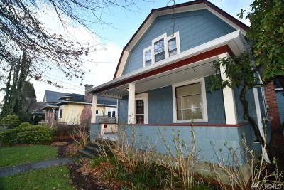 Monroe Single Family Home For Sale: 424 W Main St