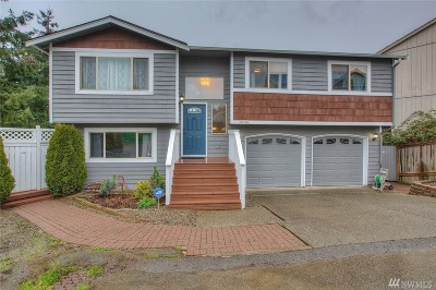 Seattle Single Family Home For Sale: 3010 S Charlestown St
