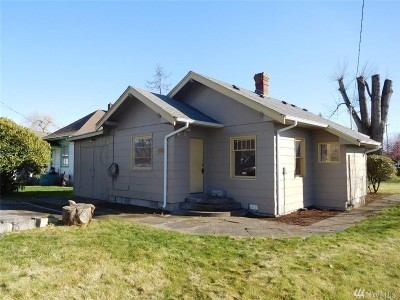 Sedro Woolley Single Family Home Sold: 329 Cook Rd