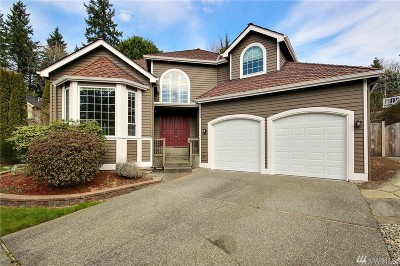 Bothell Single Family Home For Sale: 10024 NE 155th St