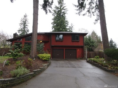 Puyallup Single Family Home For Sale: 13107 119th St Ct E