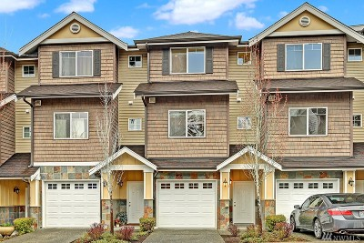 Kenmore Condo/Townhouse For Sale: 17819 80th Ave NE #A-5