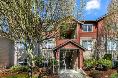 Kent WA Condo/Townhouse For Sale: $216,000