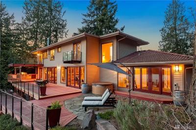 Kirkland Single Family Home For Sale: 6633 NE 132 St