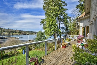 Port Ludlow Single Family Home For Sale: 60 Carey Ct