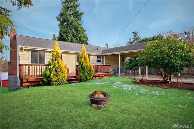 Seattle Single Family Home For Sale: 12426 23rd Ave S