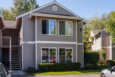 Bellingham Condo/Townhouse For Sale: 655 Horton Wy #140
