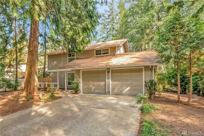 Lacey Single Family Home For Sale: 6604 Sierra Dr SE