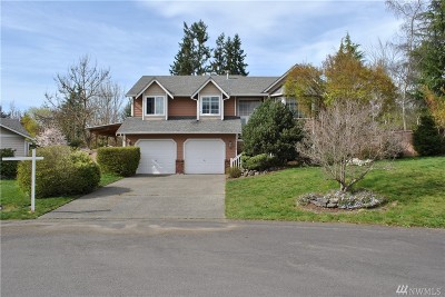 Bonney Lake Single Family Home For Sale: 20215 E 125th St Ct