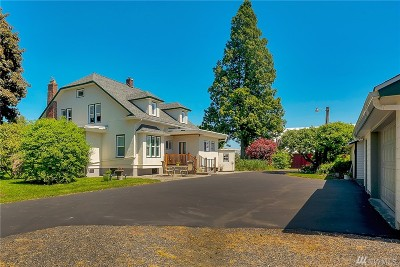 Ferndale Single Family Home For Sale: 2889 Aldergrove Rd