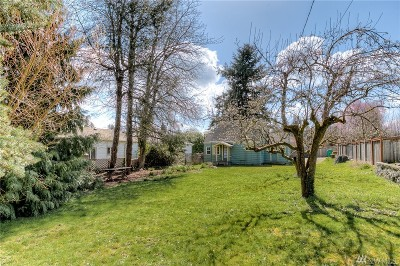 Olympia Single Family Home For Sale: 1309 SW 7th Ave