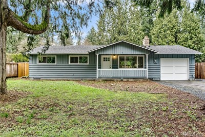 Bothell Single Family Home For Sale: 131 Poppy Rd