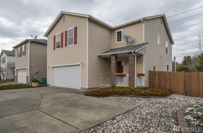 Olympia Single Family Home For Sale: 1434 Bethel Park Ct NE