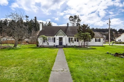 Anacortes Single Family Home For Sale: 2819 Oakes Ave