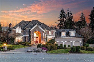 Snohomish Single Family Home Contingent: 21117 120th Dr SE