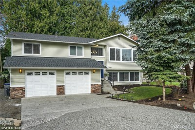 Everett Single Family Home For Sale: 14230 Silver Firs Dr