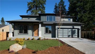 Kirkland Single Family Home For Sale: 7808 123rd Ave NE