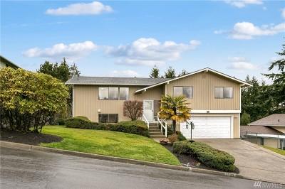 Kirkland Single Family Home For Sale: 9500 NE 137th St